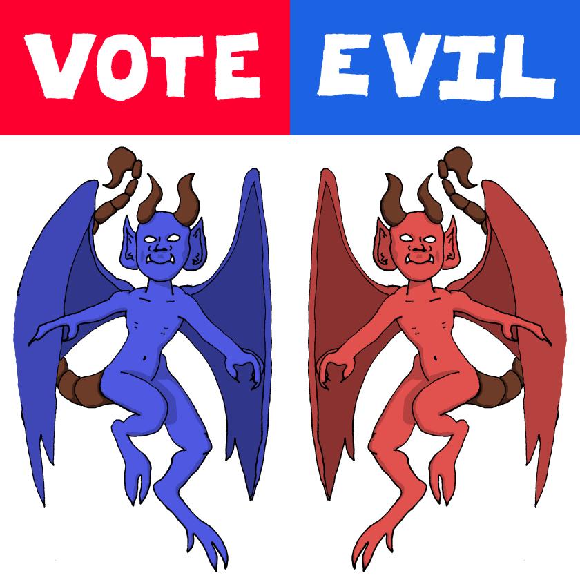 Vote Evil